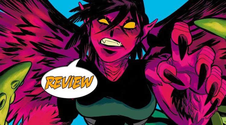 The Defenders #3 Review
