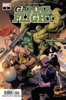Gamma Flight #5