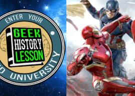 Geek History Lesson #388 – Best Superhero Movie Fights with Greg Alba