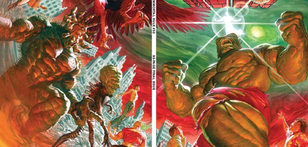 Immortal Hulk #50