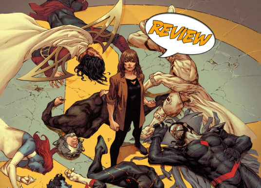 Inferno #2 Review