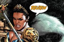 Nubia and the Amazons #1 Review