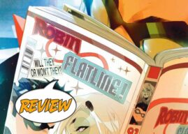 Robin #7 Review