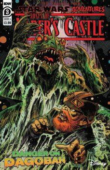 Star Wars Adventures; Ghosts of Vader's Castle #3