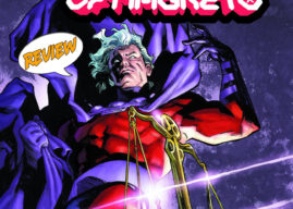 The Trial of Magneto #3 Review