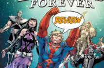 Eternals Forever #1 Review